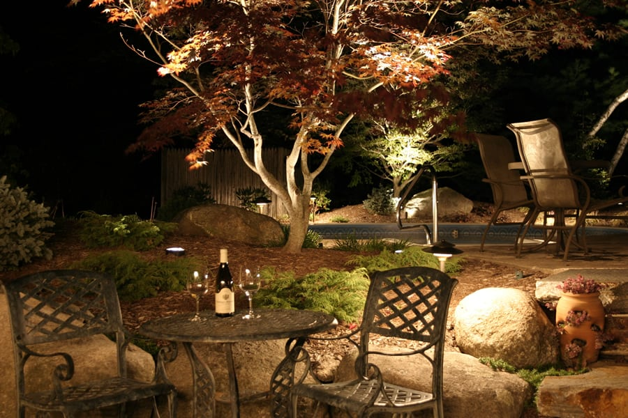 10 Ways to Use LED Lighting to Make Your Yard Glow