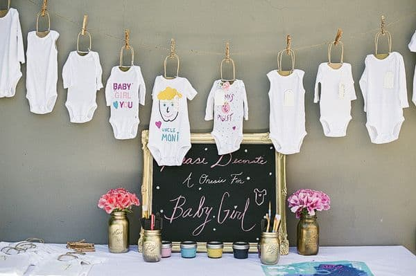 Fun Things To Do At A Baby Shower Image Cabinets And Shower Mandra